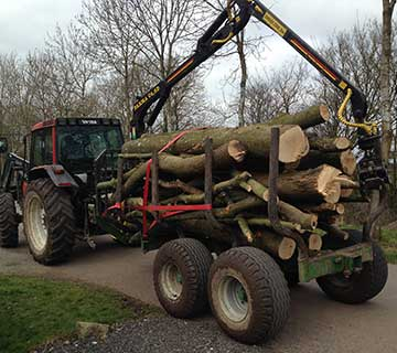 Forestry-Extraction-and-Winching-Gloucestershire