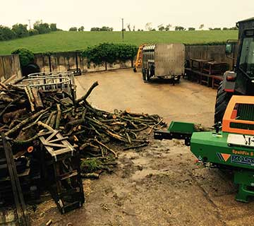 Mobile-Firewood-Processing-Services