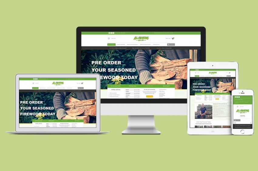Tewkesbury Firewood Supplier Launches New Website