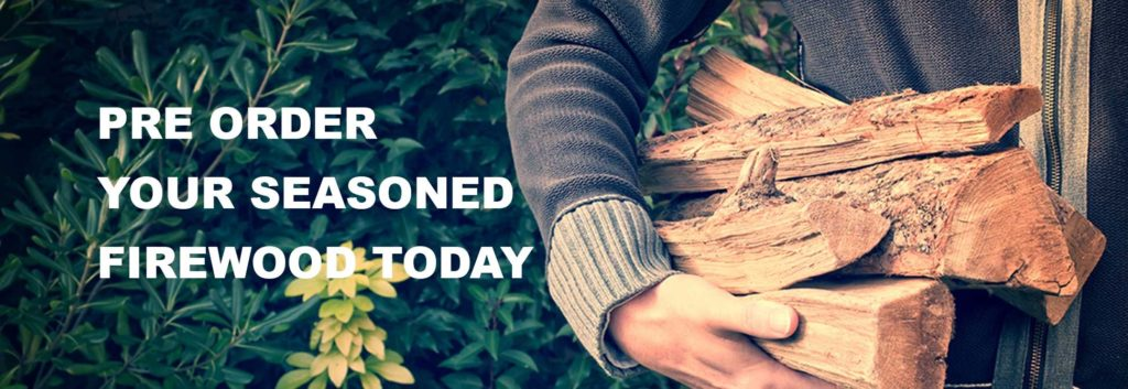 Pre Order Your Seasoned Firewood Today